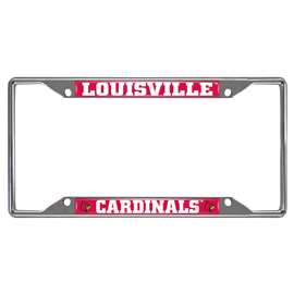 University of Louisville  License Plate Frame Car, Truck