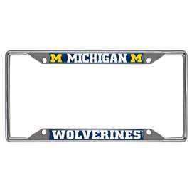 University of Michigan  License Plate Frame Car, Truck
