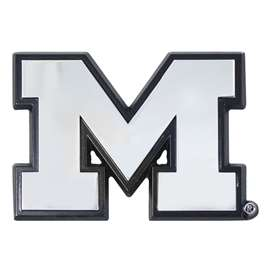University of Michigan  Emblem for Cars Trucks RV's