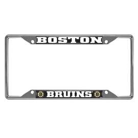"NHL - Boston Bruins Car, Truck 6.25""x12.25"""