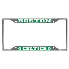 NBA - Boston Celtics  License Plate Frame Car, Truck
