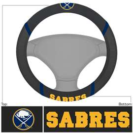 "NHL - Buffalo Sabres Car, Truck 15""x15"""