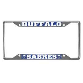"NHL - Buffalo Sabres Car, Truck 6.25""x12.25"""