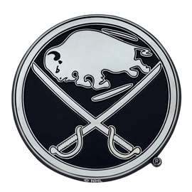 "NHL - Buffalo Sabres for Cars Trucks RV's 3""x3"""