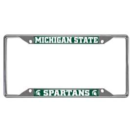 Michigan State University  License Plate Frame Car, Truck