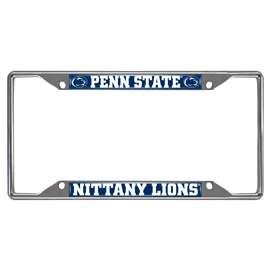 Penn State  License Plate Frame Car, Truck
