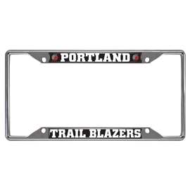 NBA - Portland Trail Blazers  License Plate Frame Car, Truck