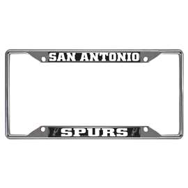 NBA - San Antonio Spurs  License Plate Frame Car, Truck