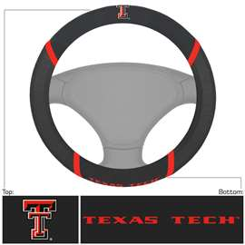 Texas Tech University  Steering Wheel Cover Car, Truck