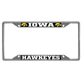 University of Iowa  License Plate Frame Car, Truck