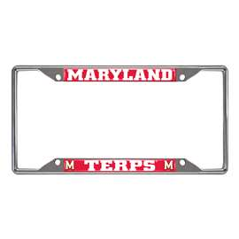University of Maryland  License Plate Frame Car, Truck