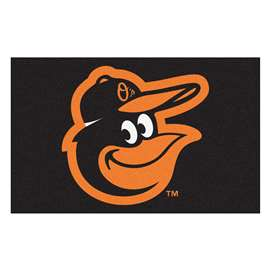 MLB - Baltimore Orioles Cartoon Bird Ulti-Mat 5'x8'  Ulti-Mat