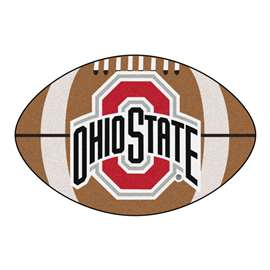 Ohio State University  Football Mat Mat Rug Carpet