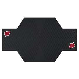 University of Wisconsin  Motorcycle Mat