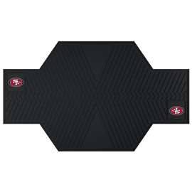 NFL - San Francisco 49ers  Motorcycle Mat