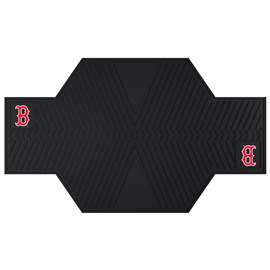 "MLB - Boston Red Sox Motorcycle Mat 82.5""x42""  Motorcycle Mat"
