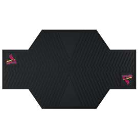 "MLB - St Louis Cardinals Motorcycle Mat 82.5""x42""  Motorcycle Mat"