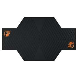"MLB - Baltimore Orioles Motorcycle Mat 82.5""x42""  Motorcycle Mat"