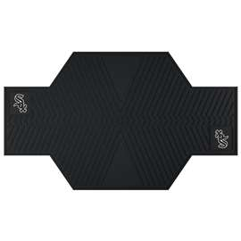 "MLB - Chicago White Sox Motorcycle Mat 82.5""x42""   Motorcycle Mat"