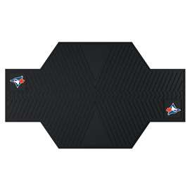 "MLB - Toronto Blue Jays Motorcycle Mat 82.5""x42""  Motorcycle Mat"