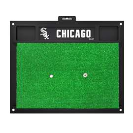 "MLB - Chicago White Sox Golf Hitting Mat 20"" x 17""  Golf Hitting Mat"