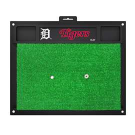 "MLB - Detroit Tigers Golf Hitting Mat 20"" x 17""  Golf Hitting Mat"