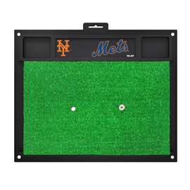 "MLB - New York Mets Golf Hitting Mat 20"" x 17""  Golf Hitting Mat"