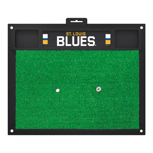 NHL - St. Louis Blues Golf Hitting Mat Golf Accessory