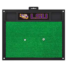 Louisiana State University  Golf Hitting Mat