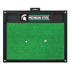 Michigan State University  Golf Hitting Mat
