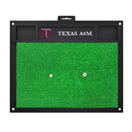 Texas A&M University  Golf Hitting Mat