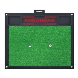 University of Arkansas  Golf Hitting Mat
