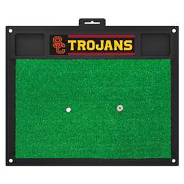 University of Southern California  Golf Hitting Mat