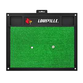 University of Louisville  Golf Hitting Mat