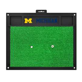 University of Michigan  Golf Hitting Mat