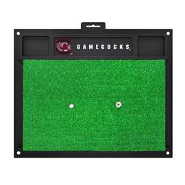 University of South Carolina  Golf Hitting Mat