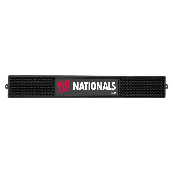 "MLB - Washington Nationals Drink Mat 3.25""x24""  Drink Mat"