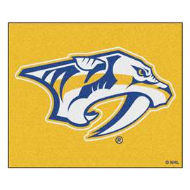 "NHL - Nashville Predators Rug, Carpet, Mats 59.5""x71"""