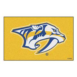 "NHL - Nashville Predators Rug, Carpet, Mats 59.5""x94.5"""