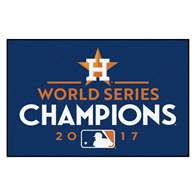 Houston Astros 2017 World Series Champions Starter Mat