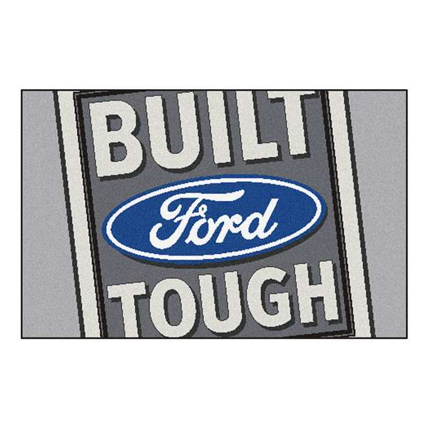Ford - Built Ford Tough  Starter Mat Mat, Rug , Carpet
