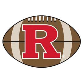 Rutgers University  Football Mat Mat Rug Carpet