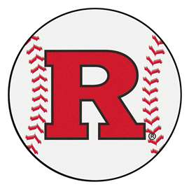 Rutgers University  Baseball Mat Rug Carpet Mats