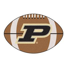 Purdue University  Football Mat Mat Rug Carpet