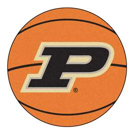 Purdue University  Basketball Mat Rug Carpet Mats