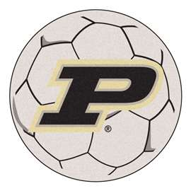 Purdue University  Soccer Ball Mat, Rug , Carpet