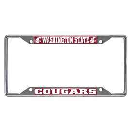 Washington State University  License Plate Frame Car, Truck