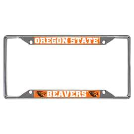 Oregon State University  License Plate Frame Car, Truck