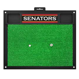 NHL - Ottawa Senators Rug Carpet Mats 21 X 27 Inches