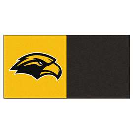 University of Southern Mississippi  Team Carpet Tiles Rug, Carpet, Mats